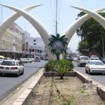 Mombasa city landmark