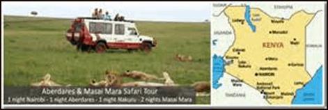 Maasai mara tour