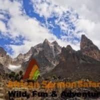 Mount Kenya Climbing Sirimon and Chogoria route in 5 days