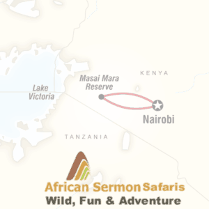3-Days Maasai Mara Tour in Kenya - African Sermon Safaris